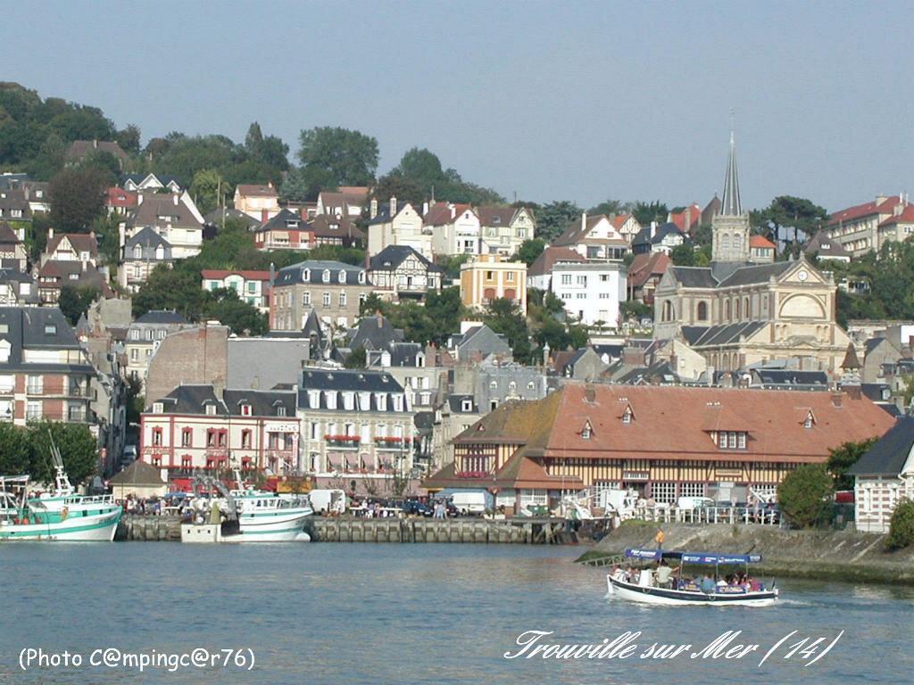 Photo du mois de mai et juin 2005 trouville sur mer - Office du tourisme de deauville trouville ...